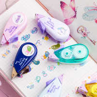 Ins Unicorn Travelling Correction Correcting Tape Stationery Corrector Papeleria Student Gift School Supplies