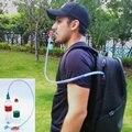 Camping Wandern Radfahren Stroh Rohr Trinken Wasserfilter Trinkwasser Rohr Kit Set Hohe Qualität-in Outdoor-Werkzeuge aus Sport und Unterhaltung bei