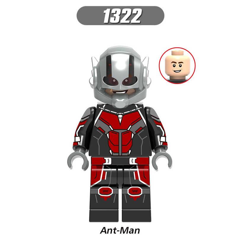 Endgame 4 Vingadores MARVEL super heroes Homem De Ferro Hawkeye MK85 Formiga Máquina de Guerra Blocos de Construção de tijolos Brinquedos para As Crianças x0265