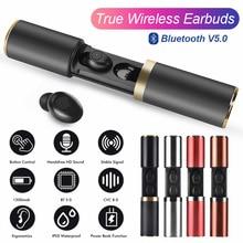 Newest Design F9 Bluetooth 5.0 Earphones TWS Wireless Headphones Blutooth Earphone Handsfree Headphone Sports Earbuds Headset