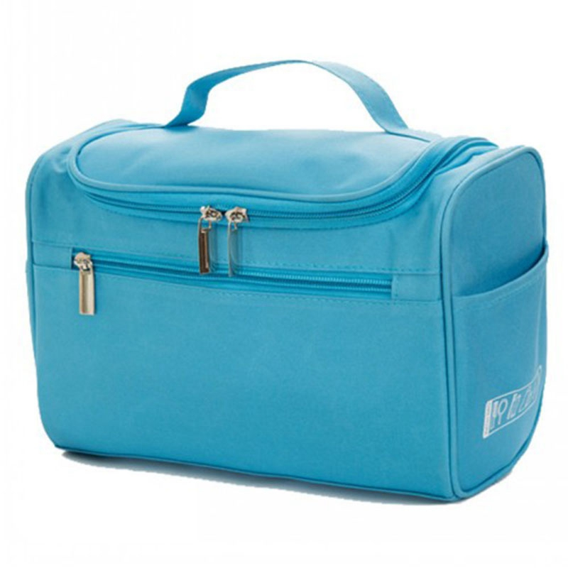Women'S Men'S Large Waterproof Cosmetic Bag Travel Cosmetic Bags Organizational Requirement Cosmetics Toilet Bag