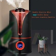 купить 3.5L Timing Air Humidifier Household Ultrasonic Diffuser Humidifier Aromatherapy Mute Aroma Humidification Atomizer For Office по цене 6382.21 рублей