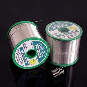 Image 3 - Fil à souder hifi 0.8mm produit scintillant japonais contenant de largent 3% fil à souder de haute qualité un lot de 5m