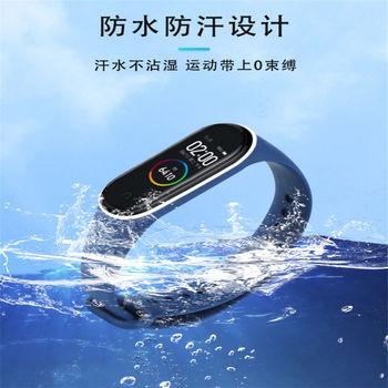 Ремешок силиконовый для Xiaomi Mi band 5