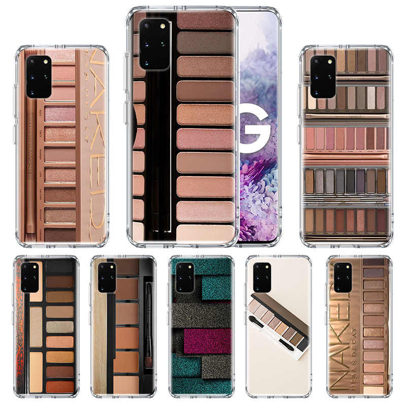 Test Case Voor Samsung Galaxy S10 S20 Ultra 5G S10e S9 S8 Plus S7 Note 8 9 10 Lite soft Phone Shell Cover