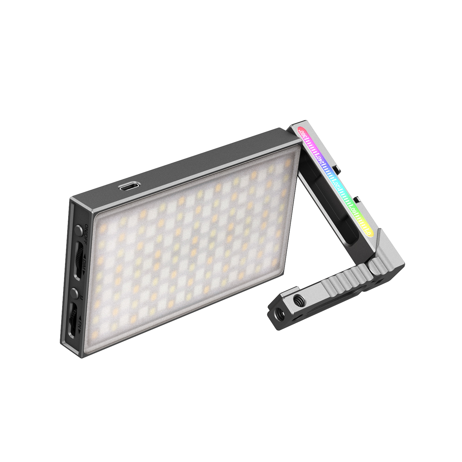 cor cheia lâmpada 8w 2700-8500k pode ser