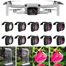 Filtre d'objectif de caméra à cardan pour Drone DJI Mini 2, MCUV CPL ND4 8 16 32, protecteur de pare-soleil pour objectif de caméra, accessoires pour DJI Mavic Mini