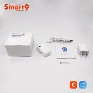 Image 5 - Smart9 Licht Sensor Werken Met Slimme Leven App, Verlichting Sensor Aangedreven Door Tuya