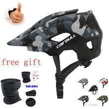 Cairbull ultraleve em molde casco de ciclismo, casco integral mtb, casco bicicleta, estrada mtb capacete da bicicleta, bicicleta de ciclismo capacete