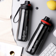 Plastic cup student water resistant to drop portable large capacity transparent Environmentally friendly material