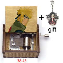 Sorrow-Figure Music-Theme Cosplay Anime Friend Gift Hand-Wood Boxchristmas Sadness Color-Print