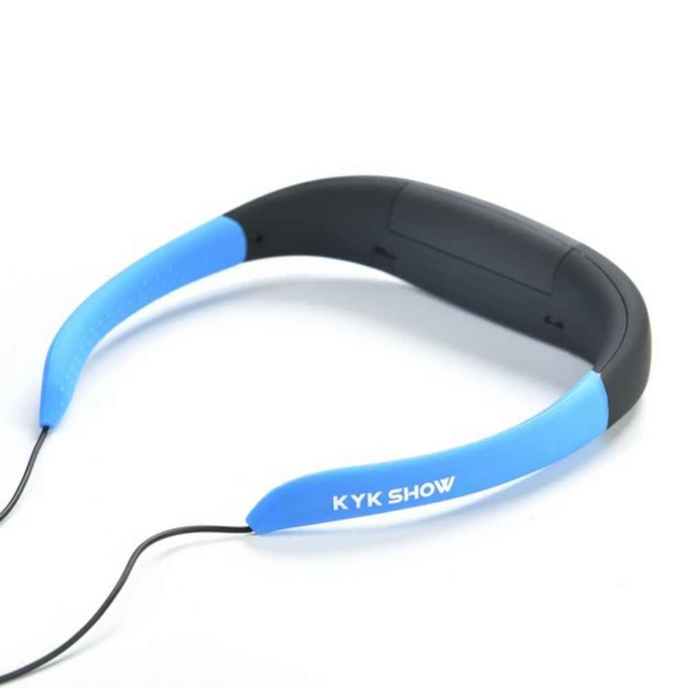 4 ГБ 8 ГБ MP3 наушники водонепроницаемые плавательные спортивные MP3 музыкальный плеер шейный стерео наушники Аудио гарнитура с FM для дайвинга sz