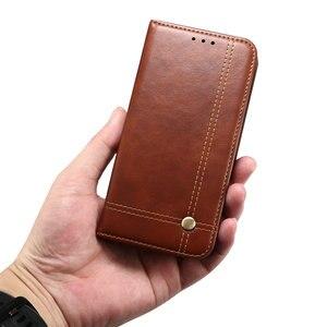 Image 2 - Redmi 9C Flip Case Red Mi 9 A C C9 Phone Cover 360 Protect Leather Shell for Xiaomi Redmi 9C Case Luxury Wallet Funda Redmi 9A