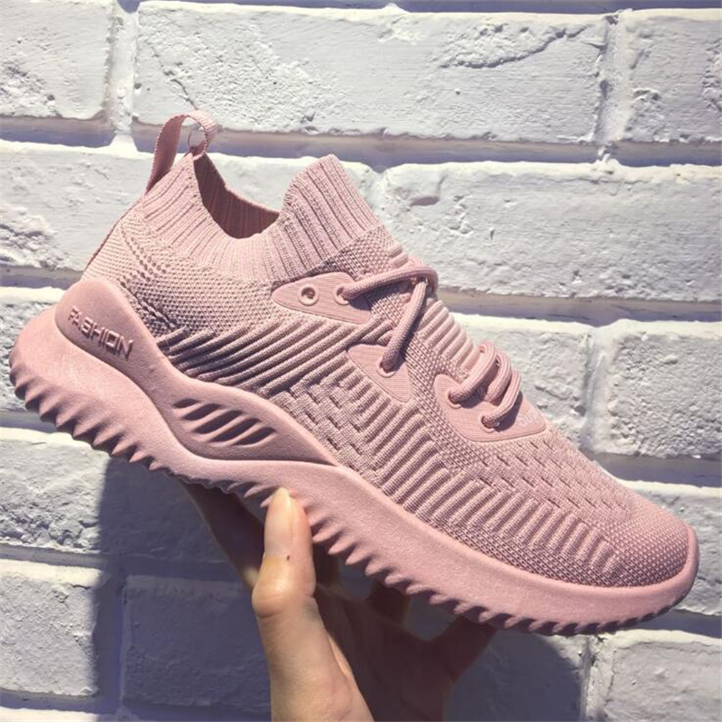 Women Shoes Woman Sneakers Casual Fashion Wedge Platform Brand Girl Female Mesh White Luxury Shoes Women Designers