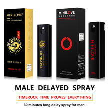 MINILOVE Sex-Spray Sex-Delay-Products Viagra Premature-Ejaculation Better PEINEILI Penis Male 60 Minutes Penis Enlargment Pills delay spray effective penis enlargment anti premature ejaculation pills male viagra big dick long lasting prolong sex products