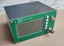 Przez BG7TBL WB SG2 1Hz 6G 4.4G 9.5G 15G 18G 20G źródło sygnału generator regulacji mocy szerokopasmowej