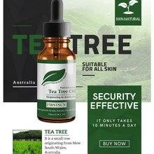 Natural Tea Tree Oil Moisturizing Massage Oil Control Desali