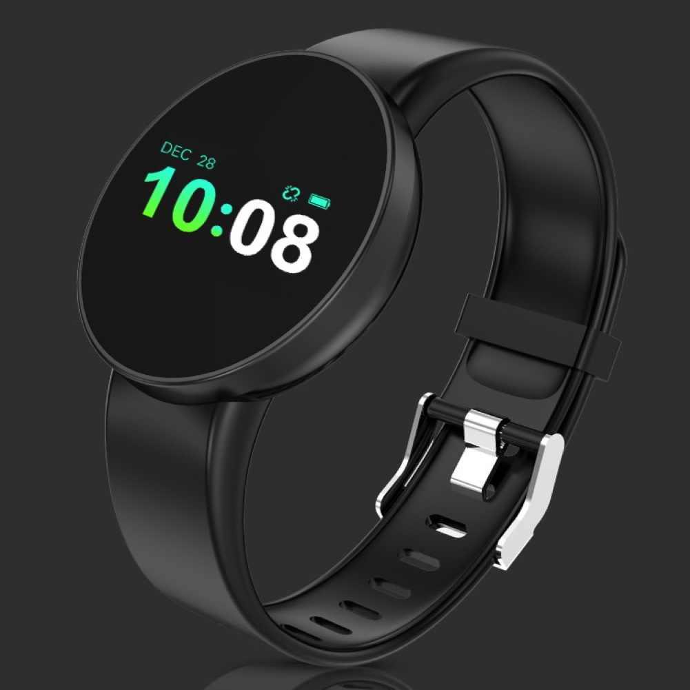 D3P Màn Hình Màu Chống Nước Nhịp Tim Theo Dõi Huyết Áp Đo Sức Đi Bộ Vòng Tay Thông Minh Đo Nhịp Tim Đồng Hồ Thông Minh Smartwatch