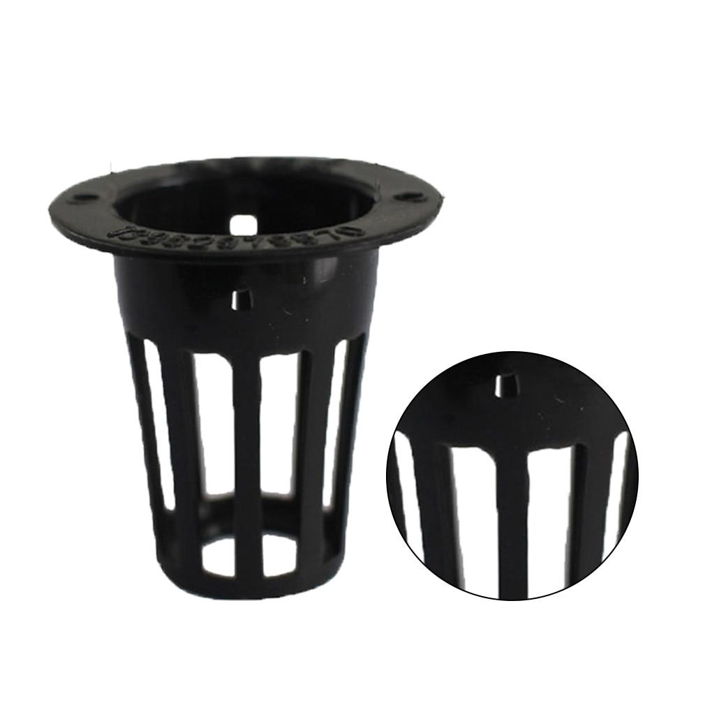 10 pcs high strength hydroponic mesh net pot hydroponic cup basket aeroponic plant grow garden clone