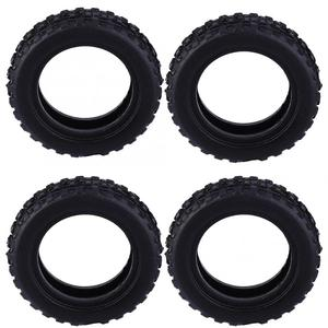 4Pcs RC Car Tire Wheel Tension Tyre RC Replacement Tire Remote Control Toy Car Accessory Fit for Wltoys K979 K989 Model Car(China)