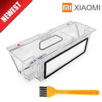 Ersatzteil Staub box wasser tank mopp tuch Reinigung Werkzeug pinsel für Xiao mi mi Roboter Staubsauger