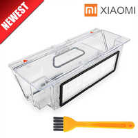 Spare part Dust box water tank mop cloth Cleaning Tool brush for Xiaomi Mi Robot Vacuum Cleaner