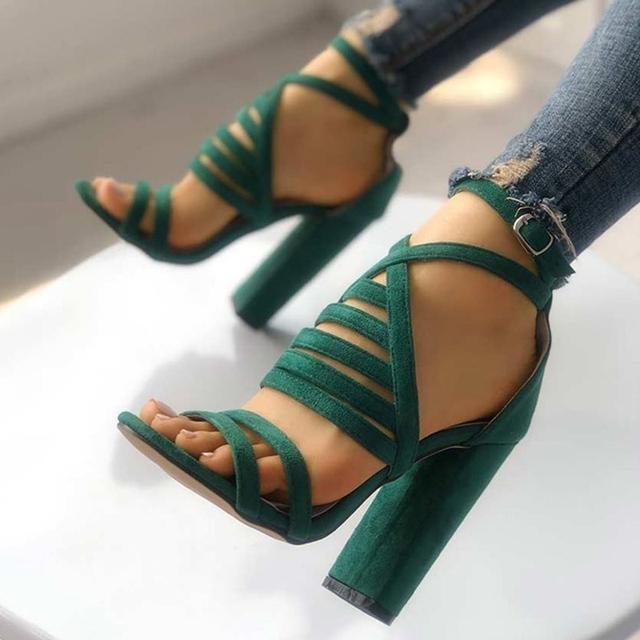 Zapatos sexys para mujer, diseño de tacón alto.Zapatos de fiesta para mujer