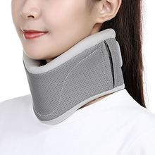 Multifunction Adult Correction Cervical Vertebra Tractor Neckband Practical Household Neck Care Smart Cover Neck Brace Support недорого