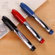 Permanent-Paint Marker-Pen Stationery Oily Black Waterproof for Quick-Drying Signature