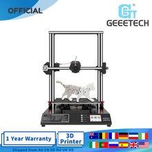 Geeetech 3D Printer A30Pro Dual Z-as Stille Afdrukken 3d Printer Grote Filament Sensor Auto Bed Nivellering 3d Printing