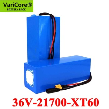 VariCore 36V 20ah 25ah 30ah 40ah battery 21700 battery pack 750W 1500W high power batteries 42v 25ah Ebike electric bicycle BMS image