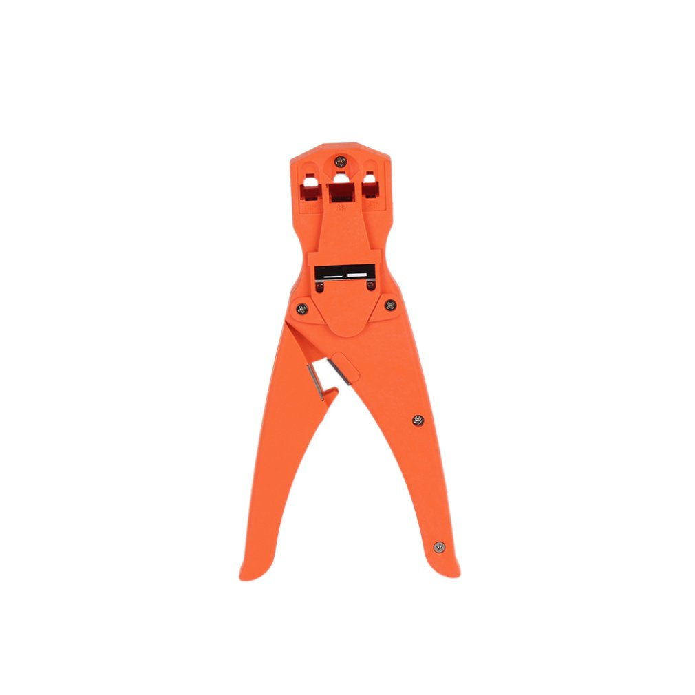 Professional Network Crystal Head Compression Clamp Multi-function Clamp Press Plier Cutting Crimper Tool