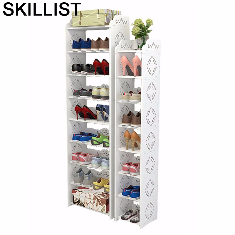 Na Buty Moveis Zapatero Organizador Zapato Range Armoire De Rangement Scarpiera Meuble Chaussure Mueble Furniture Shoes Storage