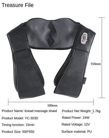 pescoco cintura casa amassar coluna cervical eletrica