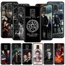 Silicone Phone Case For Xiaomi Redmi Note 9S 7 8 8T 9 Pro Max Redmi 7 8 8A 6 K20 K30 Pro Cover Couqe Supernatural Dean And Sam silicone phone case for xiaomi redmi note 9s 7 8 8t 9 pro max redmi 7 8 8a 6 k20 k30 pro cover couqe firefighter heroes fireman