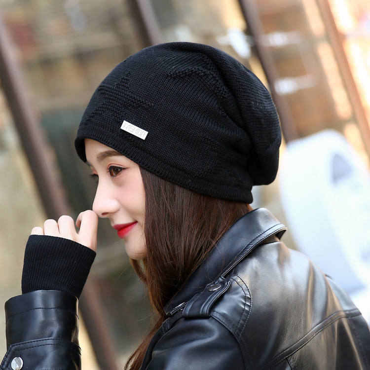 Autumn And Winter Set Of Head Cap Fashion Winter Thick Confinement Cap Chan Fu Mao Postpartum Windproof Warm Pregnant Women Earm