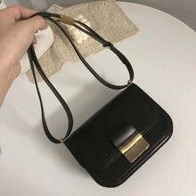 Borsa da donna piccola CK nuovo stile retro borsa cover borsa in vimini autunno e inverno 2020 moda una spalla inclinata borsa diretta in fabbrica