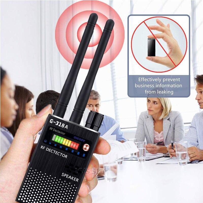 anti spy bug de audio sem fio do scanner 04