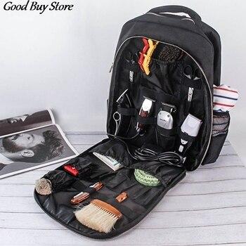 Hairdressing Tool Backpack Waterproof Barber Scissors Bag Luggage Storage Organizer Backpacks Travel Large Capacity knapsack