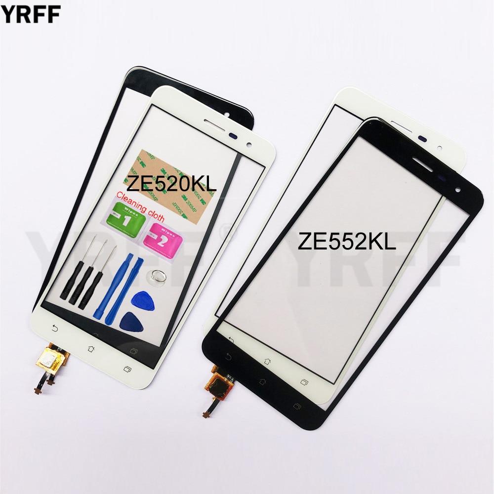 5.5'' Touchscreen For Asus ZenFone 3 ZE520KL/ZE552KL Touch Screen Digitizer Sensor Glass Panel Replacement