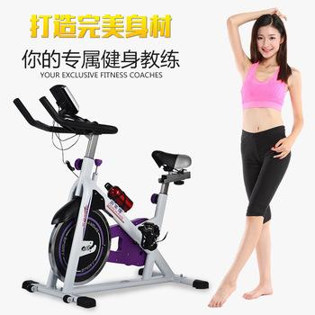 Gospodarstwa domowego wyciszenie spinning rower kryty fitness rower treningowy siłownia rower wielofunkcyjny tanie i dobre opinie Spinning bike