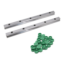 Guides Linear-Rail Cnc-Part Square 3d-Printer 4000mm 20mm HGR20 Long for 1pcs Docking/Joint