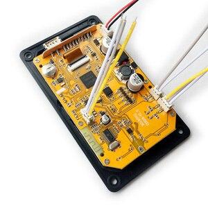 Image 5 - APE Bluetooth LCD MP3 MP4 MP5 Audio Video Modul Unterstützung Festplatte Zeit Display Alarm USB SD FM Radio Flac RMVB Decording Bord