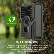 12MP 1080P Hunting Camera Wild Animal Detector Support Night Vision Video Monitoring Wildlife Infrared Heat Sensing Traps Track