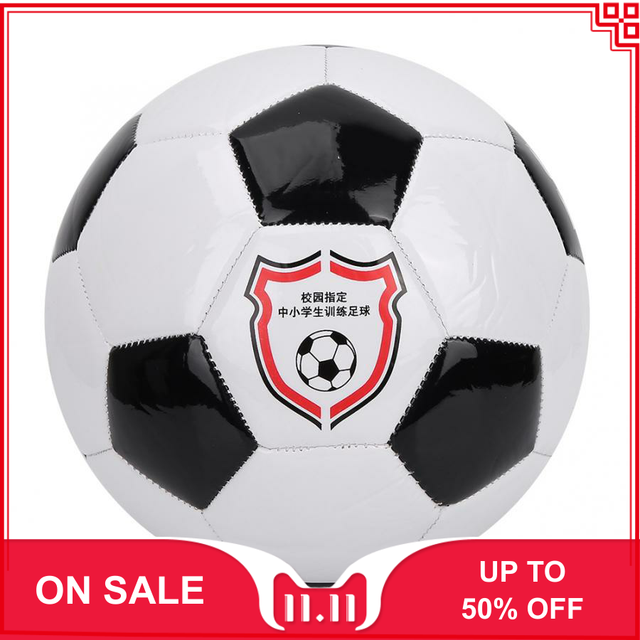 Soccer Ball Children Outdoor Sport Football Soccer Ball Size 3 Exercise Sports Equipment Net Kids Football Children Soccer Ball