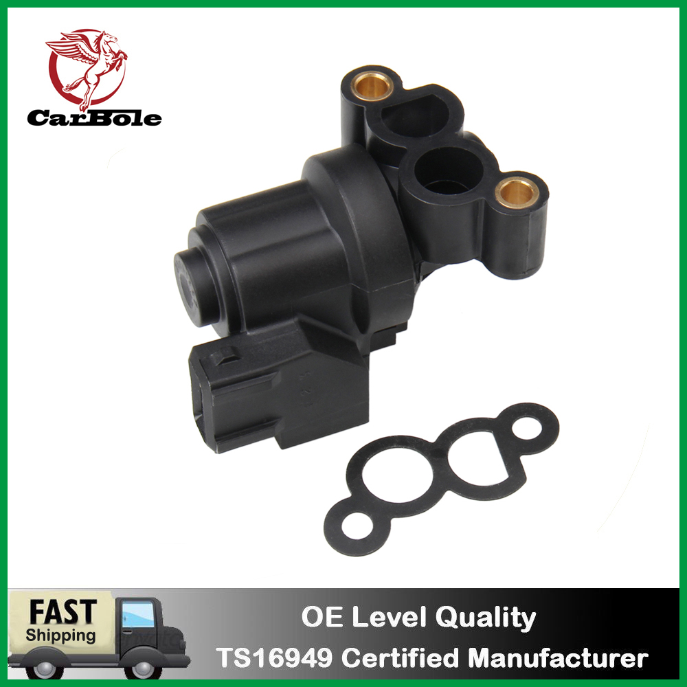 CARBOLE  Idle Air Control Valve IAC For Hyundai Accent Elantra Tiburon Kia 35150-22600
