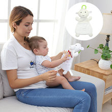 Baby Bed Hanging Storage Bag Baby Cot Bed Brand baby Cotton Crib Organizer Toy Diaper Pocket for Crib Bedding(China)
