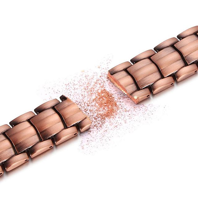 Pure Copper Energy Germanium Magnetic Bracelet
