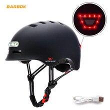 WOSAWE Motorcycle Helmet Headlight Safety Signal Warning Lamp Light LED Moto Sco