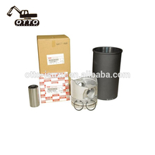 цена на Engine Parts 6 Cylinder 6HK Cylinder Liner Kit ZX330-3 Engine Liner Kit 1-87812987-0